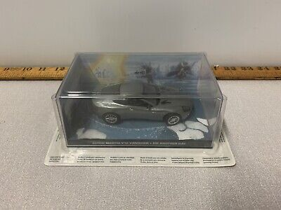 £2.40 • Buy James Bond Car Collection - Aston Martin V12 Vanquish - Die Another Day