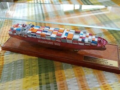 £350 • Buy Classic Ship Collections - Monte Rosa (Hamburg Sud) - CSC 093 FH - 1:1250 Scale