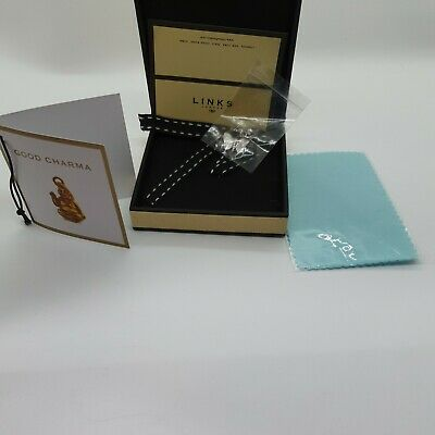 £15.99 • Buy Links Of London Silver Butterfly Charm Boxed Nwt 2.5cm Drop Unwanted Gift
