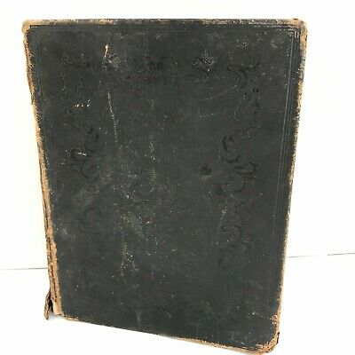 £2.99 • Buy The Holy Bible 1849 Antiquarian Book George E Eyre & William Spottiswoode 073052