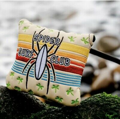 £70.82 • Buy Taylormade Vault Limited Edition Putter Cover SOLD OUT Spider Surf Club
