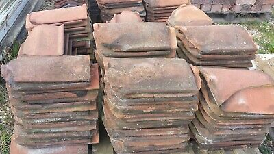 £1.20 • Buy Reclaimed Rustic Clay Pantiles From An Old Barn.