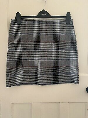 £1.99 • Buy M & S Womens Checked Skirt Size 12