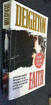 £4.50 • Buy Faith By Len Deighton Book Paperback Published 1995