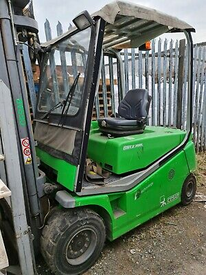 £1120 • Buy Used Electric Forklift