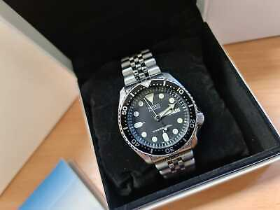 $ CDN308.85 • Buy Seiko SKX007 K Boxed + Papers Divers Watch Good Condition, Fully Tested Working