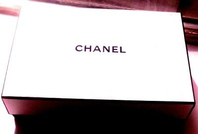 £6.49 • Buy CHANEL GIFT BOX, Large, Empty, Authentic