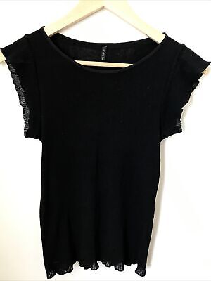 AU18 • Buy Scanlan Theodore Cottron Knit Top (One Size)