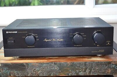 £175 • Buy PIONEER A-400X Classic Audiophile Amplifier In Excellent Cond. & Working Order.