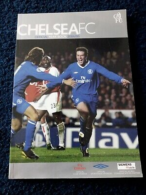 £1.49 • Buy Chelsea Football Club Official Year Book 2004/05