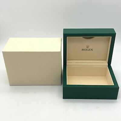 $ CDN154.55 • Buy Rolex Genuine Watch Box Case 39137.04 Small No Pillow Or Contents B0605001