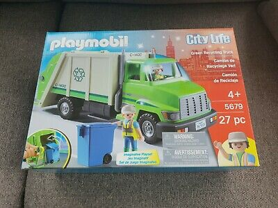 £44.99 • Buy Playmobil 5679 Green Recycling Track Brand New In Box