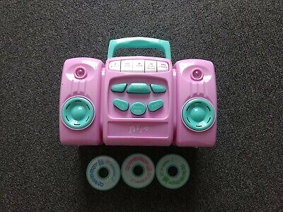 £3.50 • Buy My First CD Player Chad Valley CD Player Boom Box