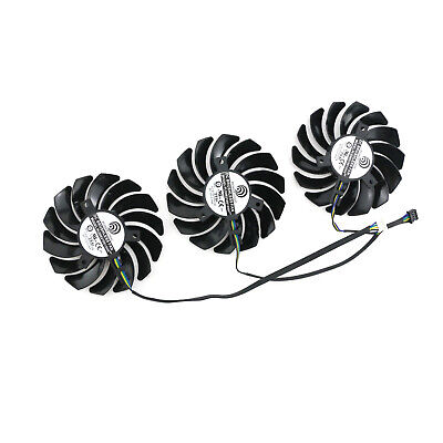 £11.51 • Buy For RTX2080ti 2080 2070 DUKE Graphics Card Cooling Fan Radiator Heat Sink Part