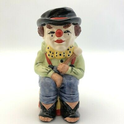 £6.99 • Buy Royal Doulton The Clown D6935 Character Toby Jug 14cm 1992 Limited Ed. 10035 CP