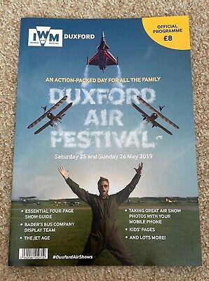 £5 • Buy Duxford Airshow 2019 Official Programme
