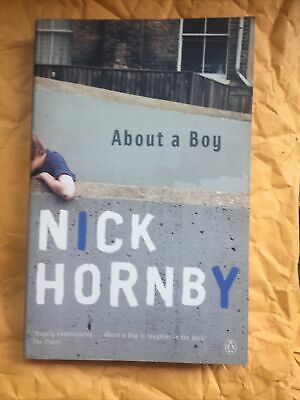 £2.10 • Buy About A Boy By Nick Hornby (Paperback, 2000)