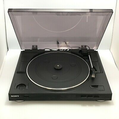 £17.50 • Buy Sony Stereo Turntable System Model No PS-LX300USB 2W USB PC Record Player 113626