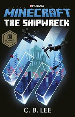 £9.01 • Buy Minecraft: The Shipwreck By C. B. Lee New Book