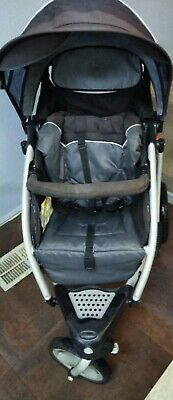 £28.32 • Buy Graco Joggers Baby Stroller Recliner Seats 3 Wheeler Very Good Mint Condition.