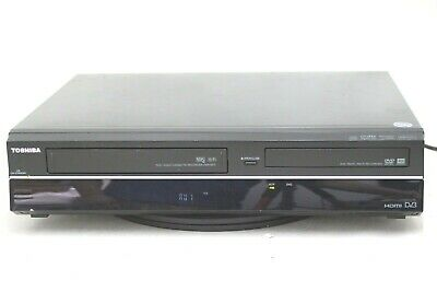 £67.77 • Buy Toshiba DVR19DT DVD Recorder VCR Combo - Untested