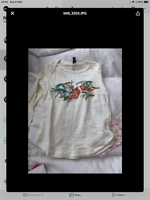 £8 • Buy Stella McCartney Baby Top Age 24 Month BNWT Small Fitting
