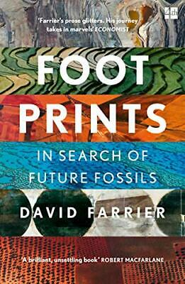 £10.19 • Buy Footprints By David Farrier (Paperback 2021) New Book