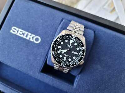 $ CDN283.11 • Buy *DISCOUNT* Seiko SKX007 K Diver's Watch, Genuine And Original, Fully Tested.