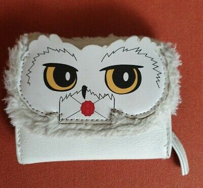 £2 • Buy Girls Ladies Hedwig Harry Potter Purse Wallet White Owl