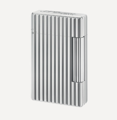 £279.66 • Buy ST Dupont Initial Series White Bronze Silver Dual Flame Pipe Lighter 20802 $695