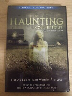 £3.54 • Buy A Haunting In Connecticut (DVD, 2008) FREE SHIPPING