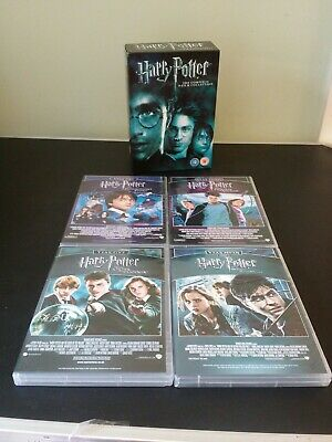 $ CDN27.44 • Buy Harry Potter 8-Disc DVD Box Set - The Complete 8 Film Collection