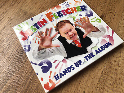 £3 • Buy Justin Fletcher Hands Up CD Songs Kids Party