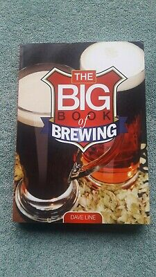 £4.75 • Buy The Big Book Of Brewing - Dave Line - Homebrew Beer All Grain Recipes FREEPOST
