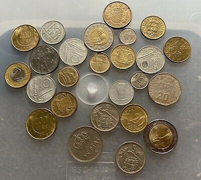 £0.99 • Buy Job Lot Foreign Coins