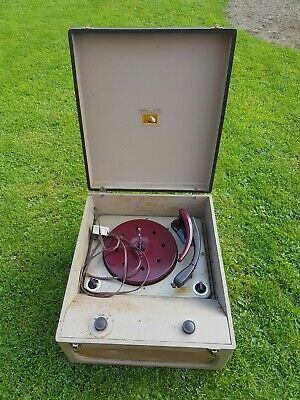 £14.99 • Buy Vintage His Master's Voice Record Player. (contactless Collection).