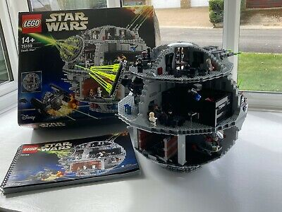 £199 • Buy LEGO Star Wars Death Star (75159) 100 % Complete With Box And Instructions