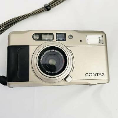 $ CDN400.80 • Buy 【Exc+5】Contax TVS Point & Shoot 35mm Film Camera From JAPAN #704