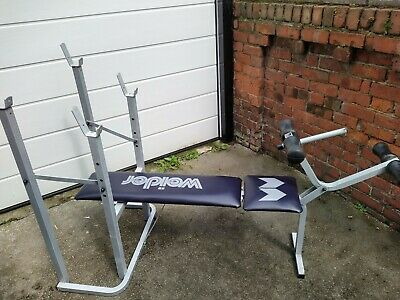 £14.99 • Buy Weider Workout Exercise Bench - Used