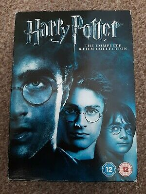$ CDN25.72 • Buy Harry Potter 8-Disc DVD Box Set - The Complete 8 Film Collection