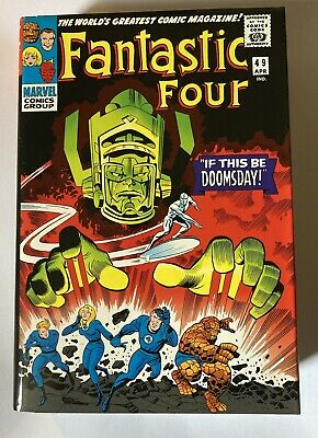 £130 • Buy Marvel Fantastic Four Lee & Kirby Vol 2 Omnibus. Signed By George RR Martin!
