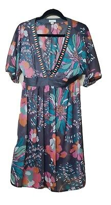 £5 • Buy Ladies Beach Cover Up / Kaftan Size16 By Accessorize