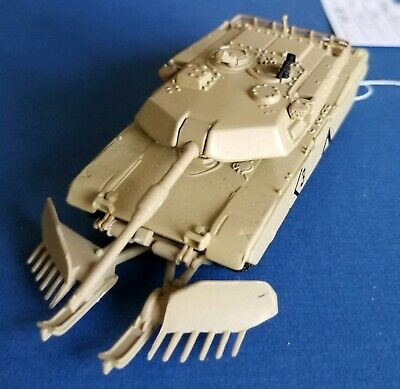 $19.88 • Buy Johnny Lightning RARE MINT ©2000 Prototype M1A1 Abrams Tank W Factory Tag + FLAW
