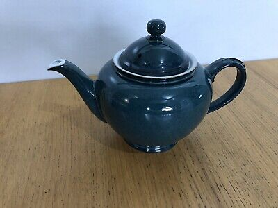 £20 • Buy Denby Pottery Stoneware Greenwich Green Tea Pot Pre Owned In Perfect Condition
