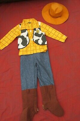 £1.99 • Buy Toy Story Woody Outfit Age 5-6 Years