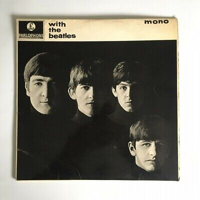 £25.99 • Buy The Beatles. 'With The Beatles' (PMC 1206) Vinyl LP. 1963 Press. VG/VG.