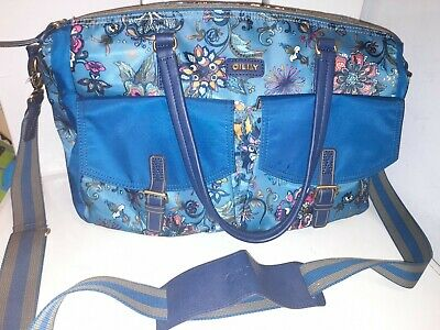 £40 • Buy Lovely Oilily Carry All Bag With Laptop Compartment Inside