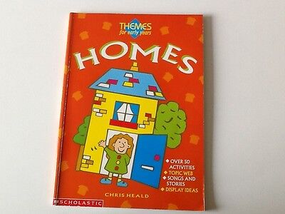 £1.99 • Buy HOMES-themes For Early Years-scholastic