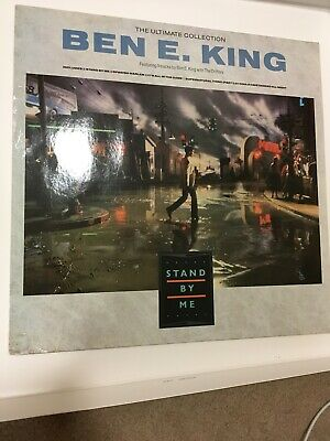 £17.99 • Buy Ben E. King * Stand By Me ~ The Ultimate Collection * 1987 Vinyl Lp Excellent