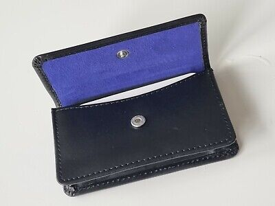 £17.95 • Buy Aspinal Of London Leather Card Holder - Brand New  In Presentation Box
